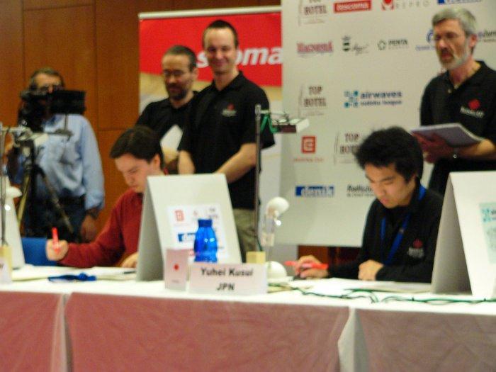 2nd Sudoku Championship Finals