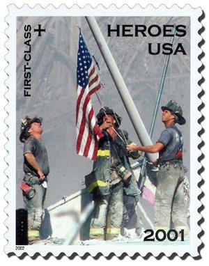 911 stamp